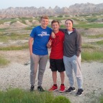 Stop number two: Badlands National Park.