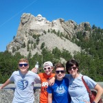 Mount Rushmore was amazing!